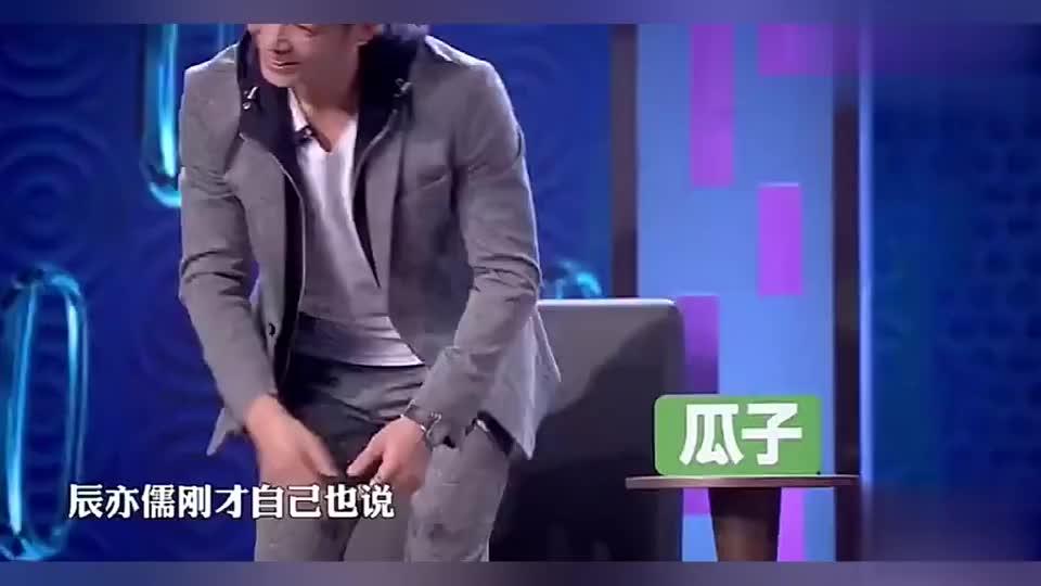 张绍刚吐槽李小鹏 辰亦儒都是吃青春饭的,他却光顾着吃饭
