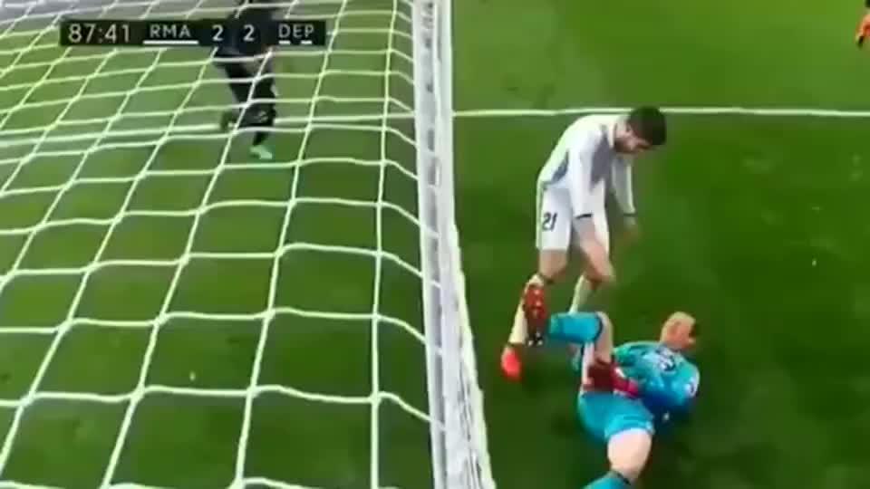 """皇马拉莫斯:回击对手最好的方式,就是进球,而不是""""拳头""""!"""