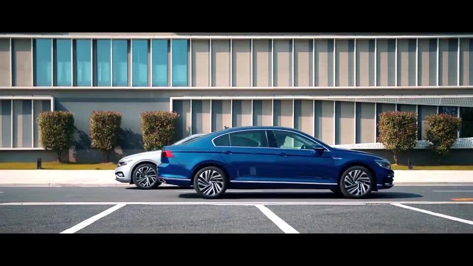 视频:一汽大众全新迈腾唤醒视听体验探索车生活魅力