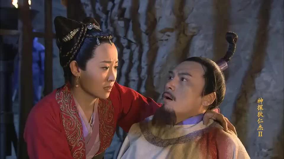 神探狄仁杰:狄仁杰等人在小梅的带领下,赶到大杨山之中!