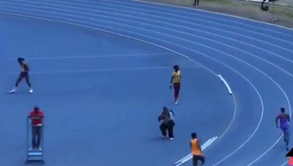 博尔特去跑400m别逗了!