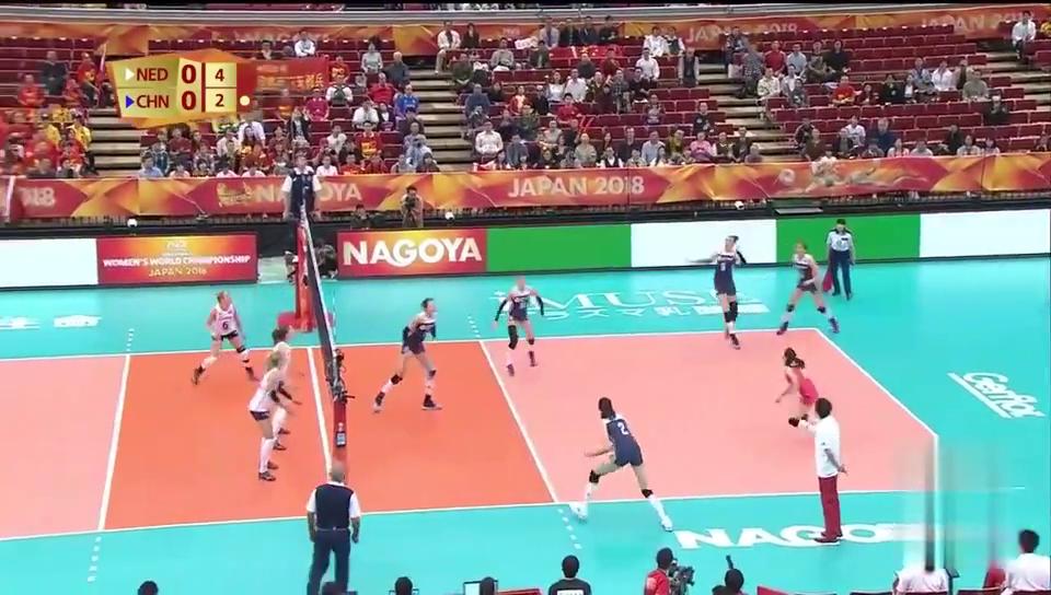 请问还有谁中国女排3-1逆转战胜荷兰女排,强势挺进世锦赛四强