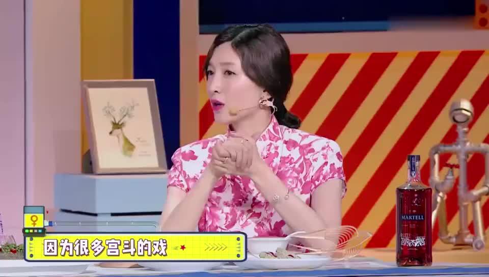 江疏影自称为了周迅, 唯一追的一部清宫戏, 黄宥明何泓姗扎心了!