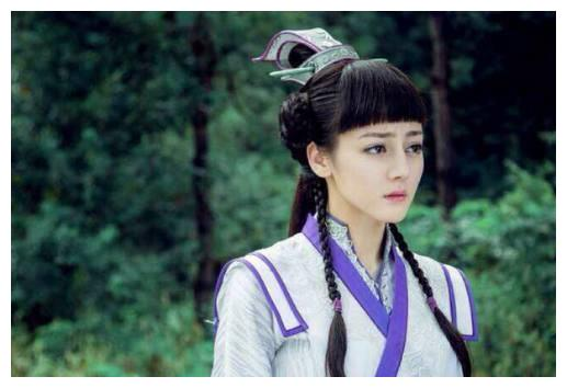 5位《古剑奇谭》中的女星,杨幂郑爽阿娇紫涵迪丽热巴谁颜值最高