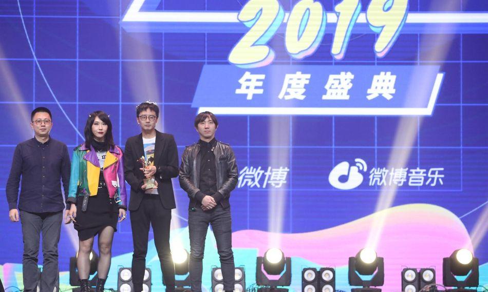 年度最具潜力歌手:秦奋