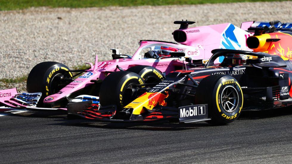 红牛队正在跃跃欲试多去冠军,迈凯轮F1车手诺里斯的测试呈阳性