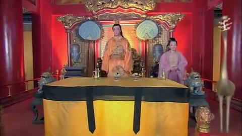 回鹘王子跟皇上亲善访问,不料王子隐藏身份,把大伙都耍了