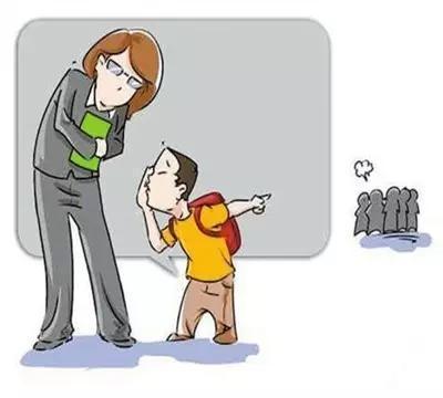 育儿教育:孩子因为喜欢打小报告而被其他小朋友排挤,怎么办?