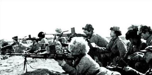 华东野战军自己占了3场