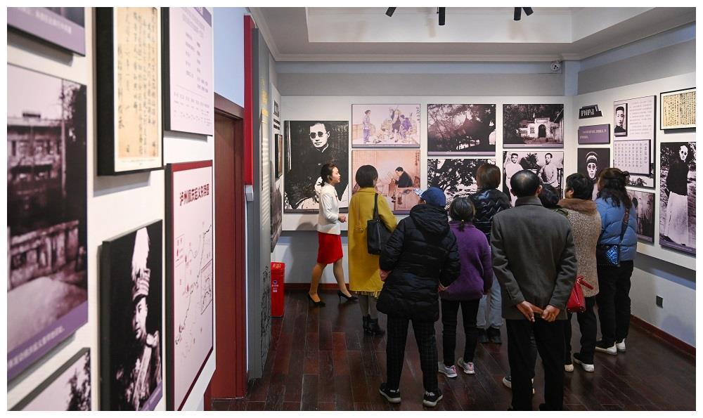 中共中央西南局历史陈列展在重庆北碚开展