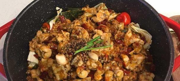 油炸牛蛙的家常做法,简单麻辣鲜香,青蛙肉鲜嫩光滑超级下饭
