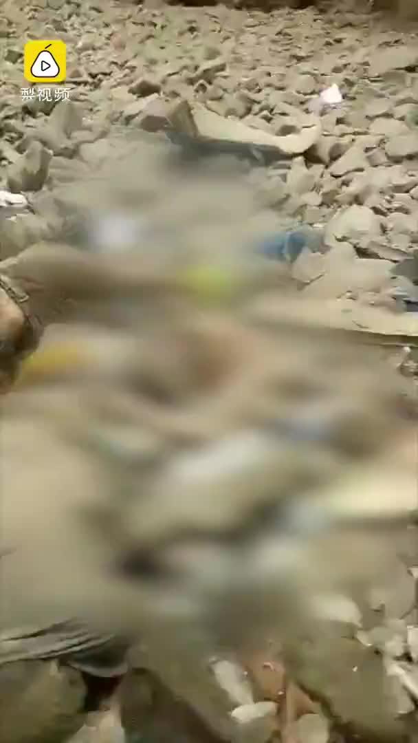 秘鲁大巴坠下百米高魔鬼湾36人死