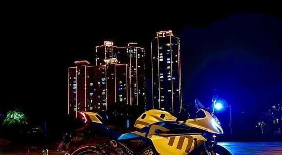 新春风250S R方赛摩托车800公里骑行体验