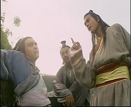 绝代双骄:江玉郎把小鱼儿折磨得很惨,被铜面人救了他