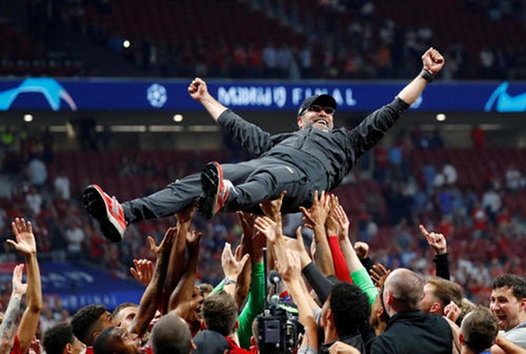 利物浦无愧英超冠军!克洛普想好40块奖牌分配方案:俱乐部自己造