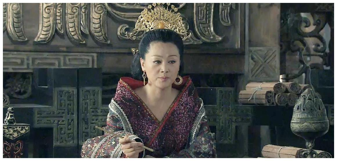 刘邦如此薄情,吕雉为何还甘愿为刘邦做阶下囚