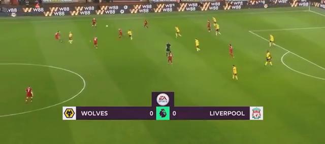 利物浦2-0狼队锁定圣诞冠军,萨拉赫传射范迪克建功!
