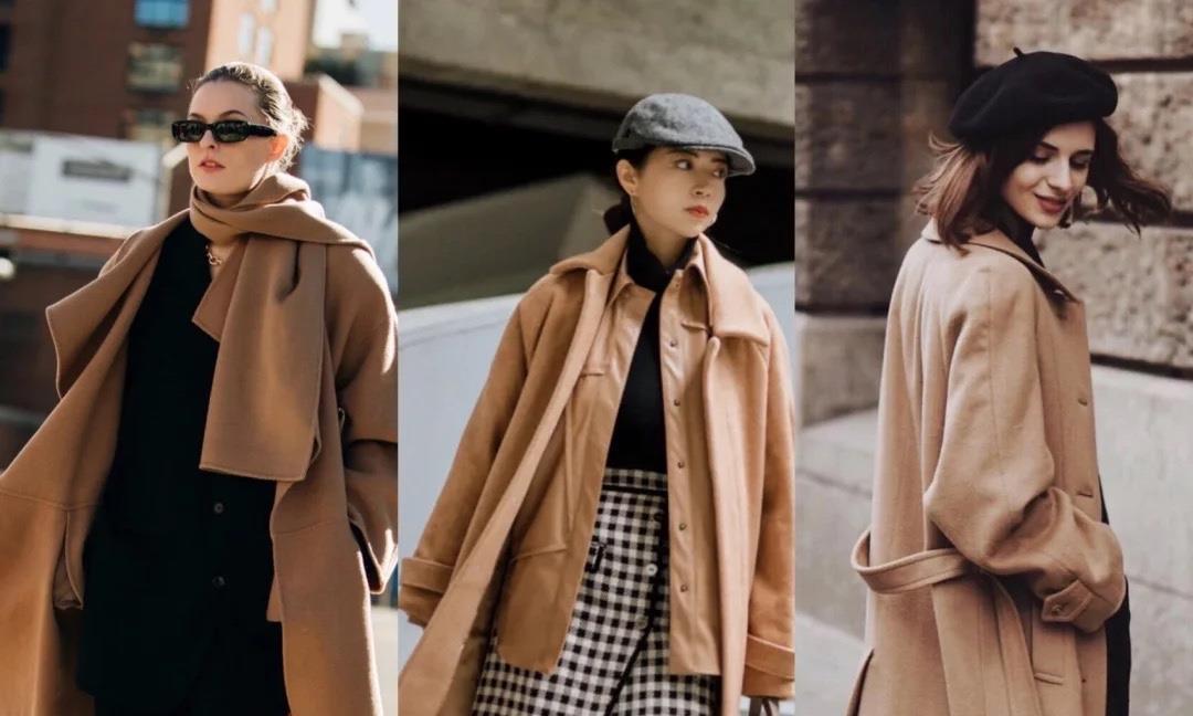 人人都爱的驼色大衣,日常搭配记住三要三不要,轻松穿出高级感