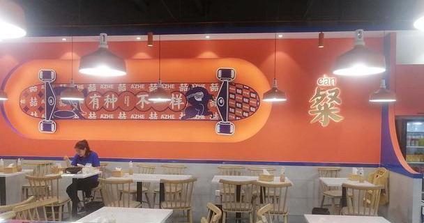 开在枣庄的云龙湖阿喆米线各种米线的区别原来在这里!