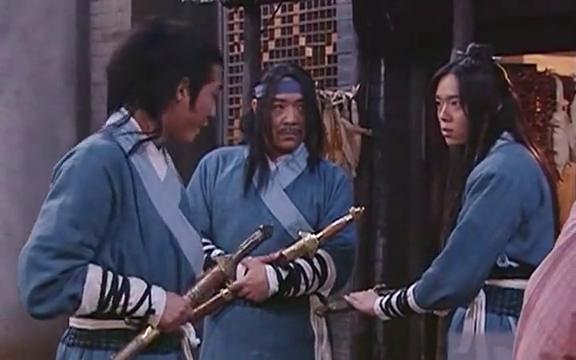 武林外传:恒山派三剑客起了争议,打了一个多时辰!