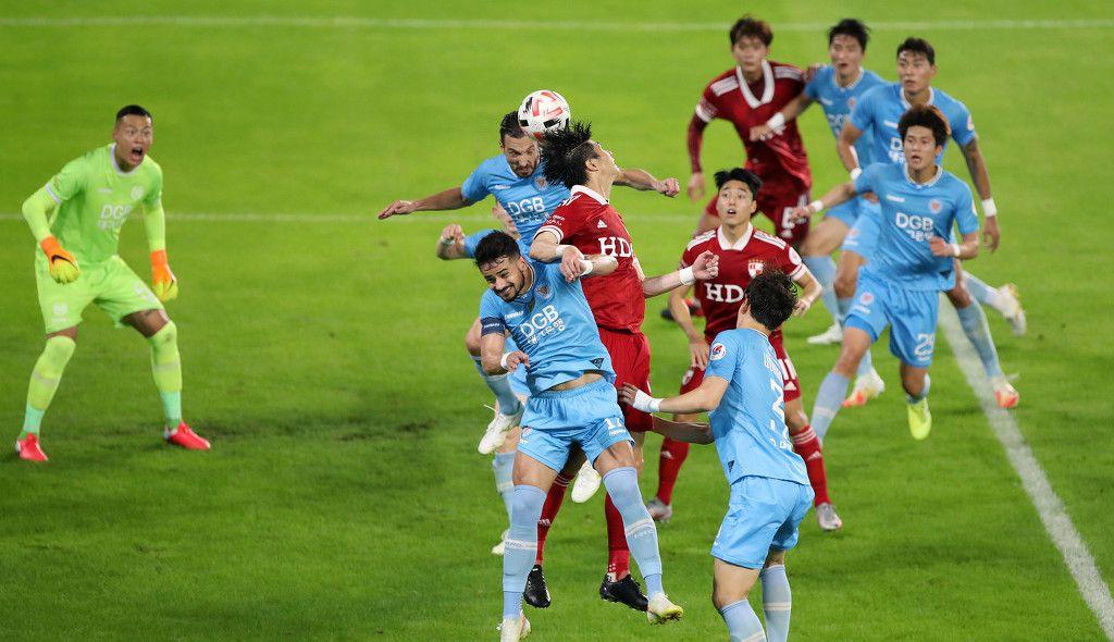2020赛季K联赛第13轮:大邱FC 3-0 釜山IPark