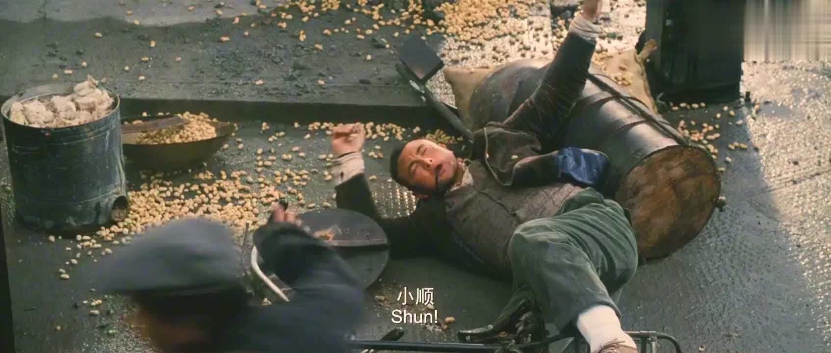 遍地狼烟:国产经典战争电影,梁家辉再现教父本色,痛打日本鬼子