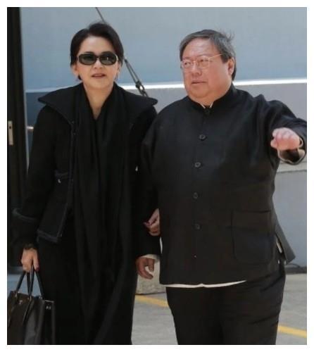 胡慧中的丈夫何志平:提前出狱
