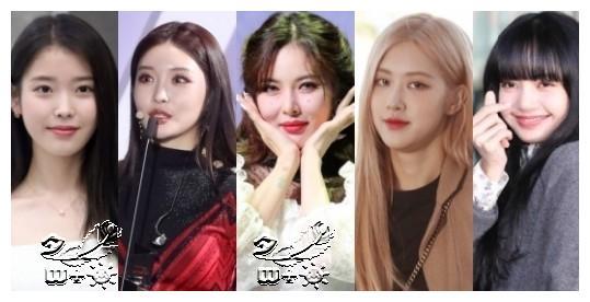 金请夏IU金泫雅BLACKPINK,2021年女SOLO歌手回归大战