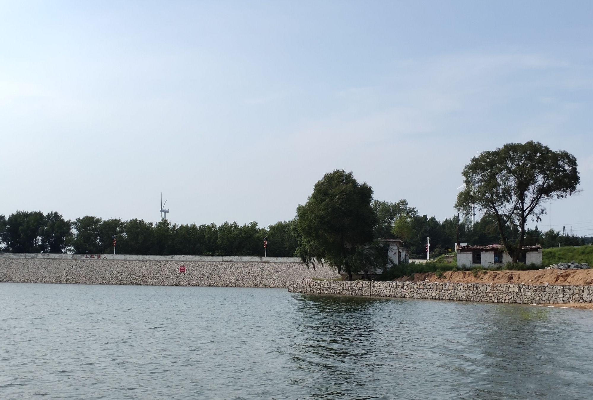 铁岭昌图太阳湖,不是江南,潤比江南