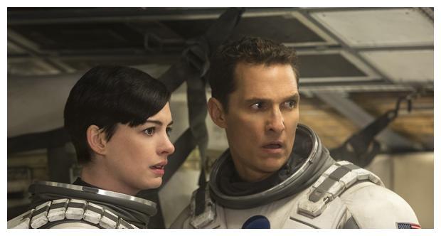 诺兰《星际穿越》内地票房破8亿