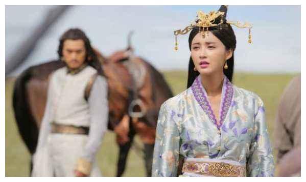 艳名远播解忧公主:嫁给父子三代乌孙王,产下辈分不同的6个子女