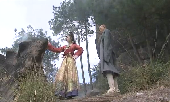 天山童姥功法奇特,每隔30年返老还童一次,虚竹却一语道破真相
