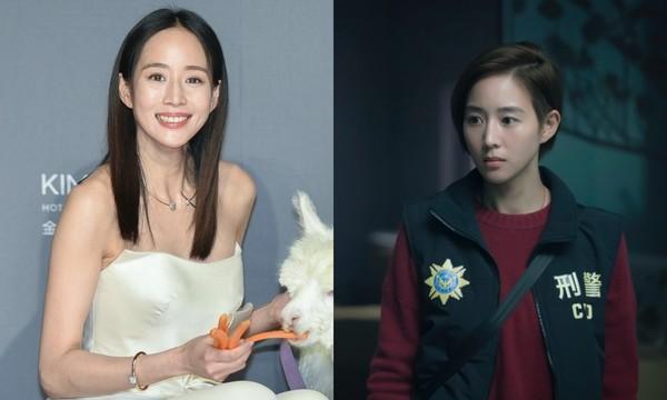 张钧宁剪掉20cm长发!17年来最短学生妹发型
