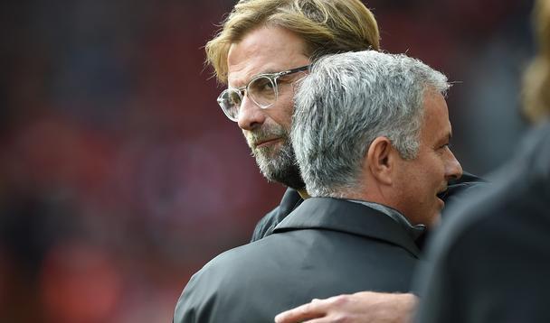 穆里尼奥:真诚向利物浦表示祝贺
