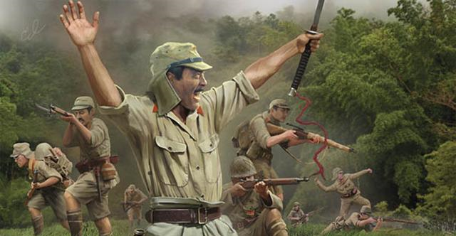 二战时期的日本如何对待伤兵?日本老兵:我们不会丢下任何同袍