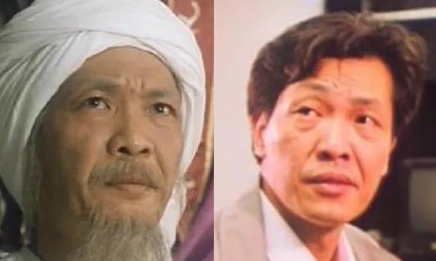 他是《苏乞儿》的莫长老,演警察比李修贤更早成名,九十年代隐退