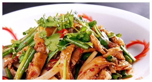凉拌款姜汁葱香鸡 吃腻了炒鸡炖鸡 来试试这款清爽小菜吧