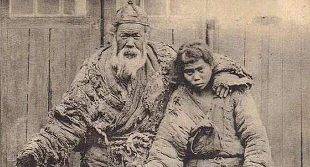 """老年间,乞丐有个""""点子门"""",此门有绝招,让人不敢不给钱"""