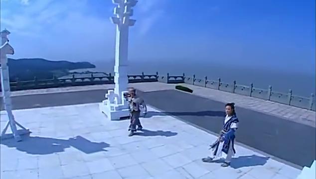 董永和鱼日上天庭救大仙女!