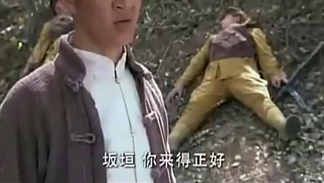 抗日奇侠:大侠鹰爪功大战东洋刀,不料被一脚踹飞
