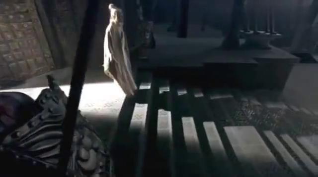 秦始皇白发苍苍来到皇陵,不料一声怒吼唤醒所有兵马俑,十分壮观