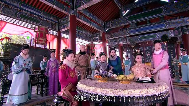 山河恋:皇后遭到皇上冷落无奈出下策,自导自演苦肉计酿成悲剧