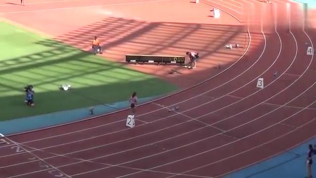 精彩回顾日本田径锦标赛女子4×400m接力赛决赛,百看不厌!