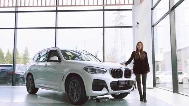 视频:到店体验宝马X3,努努力就能够到的豪华SUV