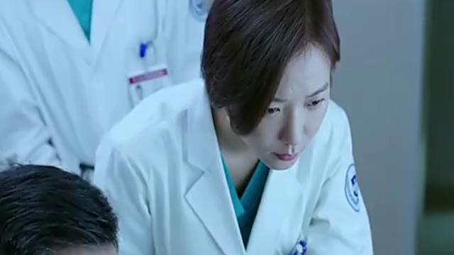 江晓琪经验丰富,轻松诊断出病情让众医生受教