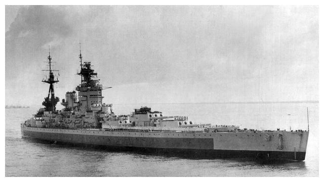 """为了彻底击溃德国,英国在一战中""""复活""""了浅水重炮舰"""