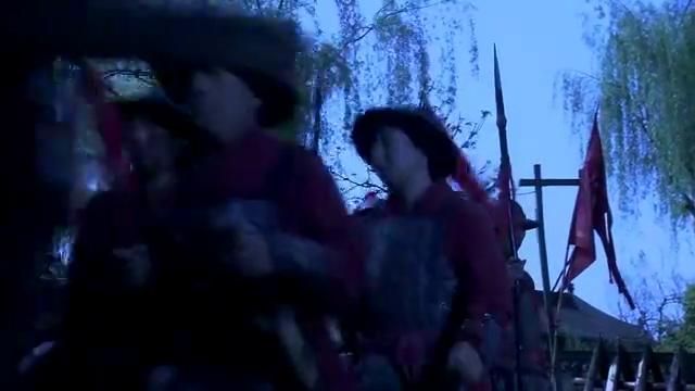 大宋三军统帅竟要投敌,上船逃命嘲笑岳飞,谁料被岳飞一箭射中!