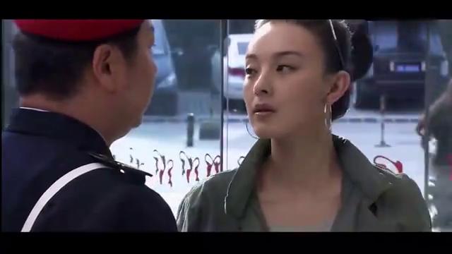 刘天佐当保安死活不让美女进公司大楼最后才知道对方是老板女儿