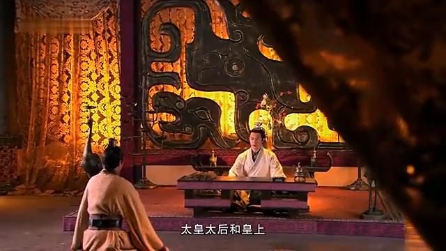 刘章请求代王发兵长安,夺回刘姓天下,不料代王却有苦难言