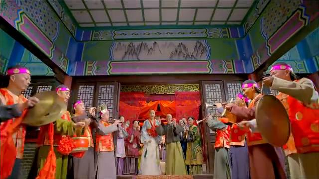 小宝邀请公主参加与双儿的婚礼,公主愤愤杀到,太伤人心了
